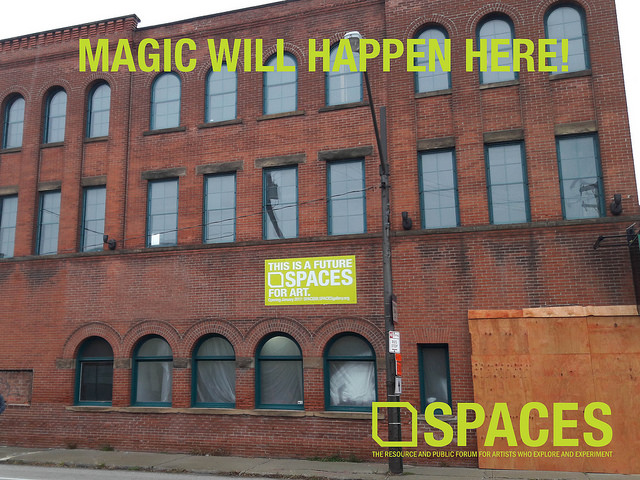 Sponsor the SPACES Grand Opening